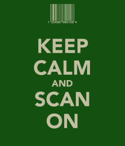 Keep calm and Scan on